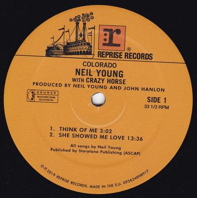 Neil Young & Crazy Horse Colorado