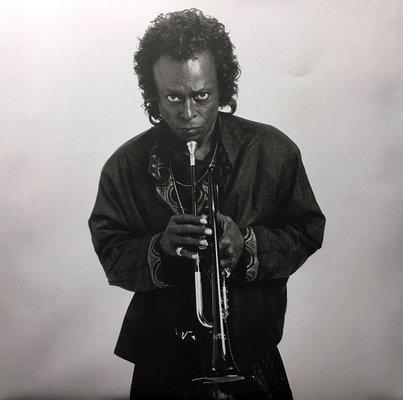 Miles Davis RSD - Rubberband 12' (Vinyl LP)