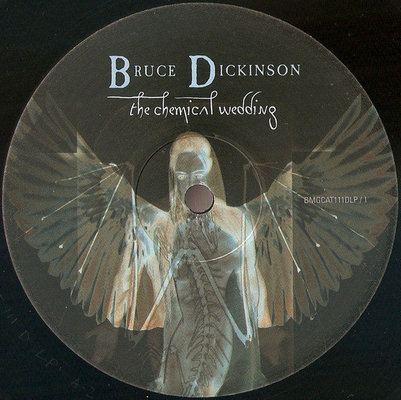Bruce Dickinson The Chemical Wedding