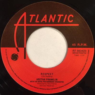Aretha Franklin RSD - Respect
