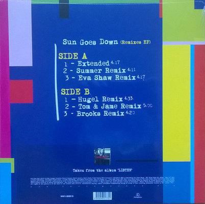 David Guetta Sun Goes Down (Feat.Magic & S.Wilson)