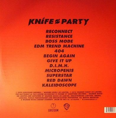 Knife Party Abandon Ship