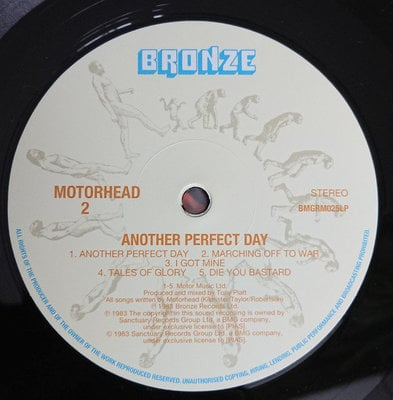 Motörhead Another Perfect Day