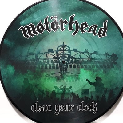 Motörhead RSD - Clean Your Clock (Picture Disc)