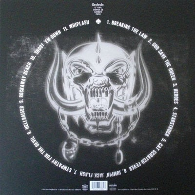 Motörhead Under Cover (Lp+Cd)