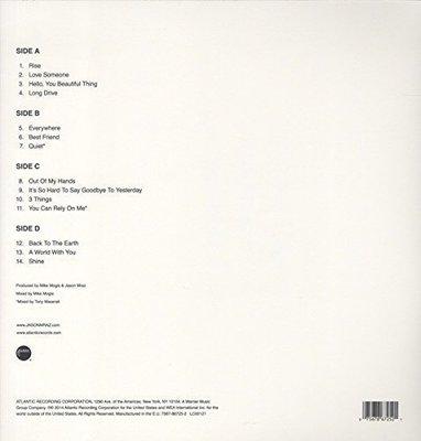 Jason Mraz Yes! (Vinyl LP)