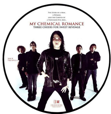 My Chemical Romance Three Cheers For Sweet Revenge (Picture Disc)