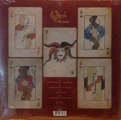 Opeth Pale Communion (Clear Vinyl)
