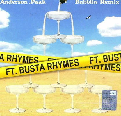 Anderson Paak RSD - Bubblin