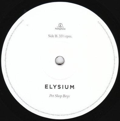 Pet Shop Boys Elysium