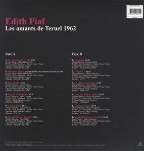 Edith Piaf Les Amants De Teruel