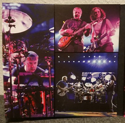 Rush Live In Rio (4 LP Box Set)