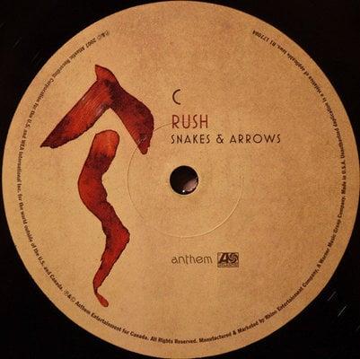 Rush Snakes & Arrows