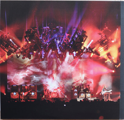 Rush Time Machine 2011: Live in Cleveland (4 LP Box Set)