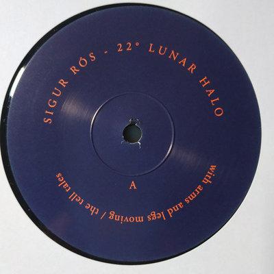 Sigur Rós Lunar Halo 22° (Vinyl LP)