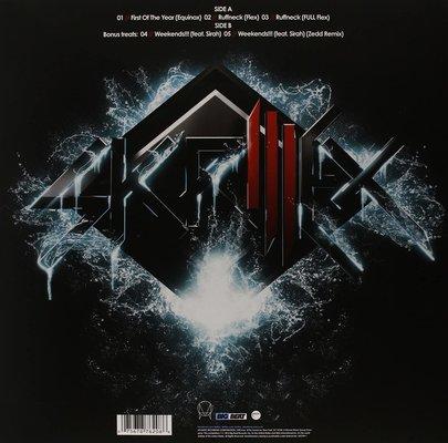 Skrillex More Scary Monsters & Sprites