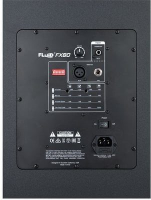 Fluid Audio FX80