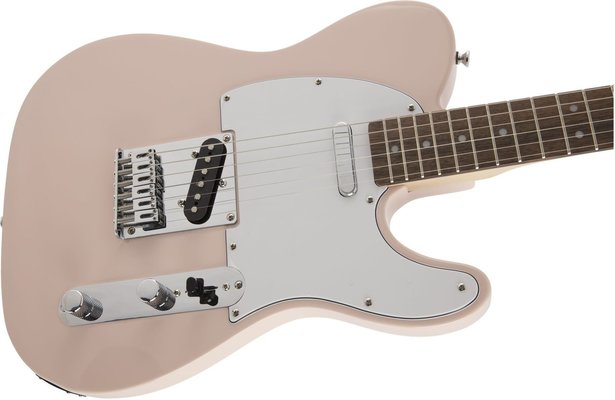 Fender Squier FSR Affinity Series Telecaster IL Shell Pink