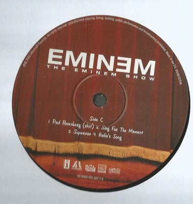 Eminem The Eminem Show (2 LP)