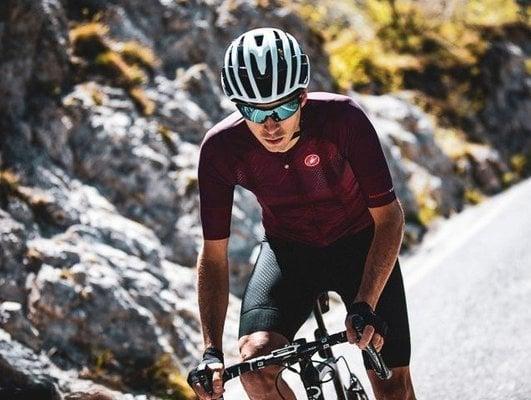 Castelli Climber's 3.0 мъжка фланелка Sangria 2XL