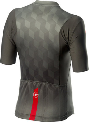 Castelli Fuori Mens Jersey Forest Grey L