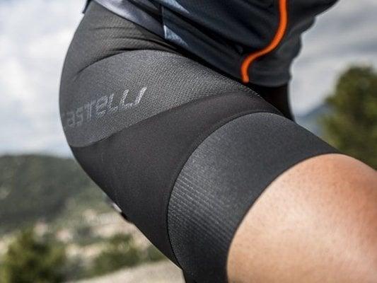 Castelli Endurance 2 férfi kerékpáros nadrág Black XL