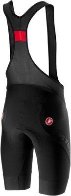 Castelli Endurance 2 pánské kraťasy Black 2XL