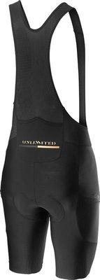 Castelli Unlimited мъжки къси панталони Black XL