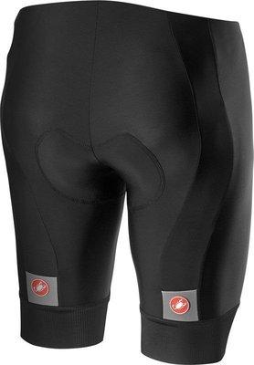 Castelli Entrata Mens Shorts Black XL