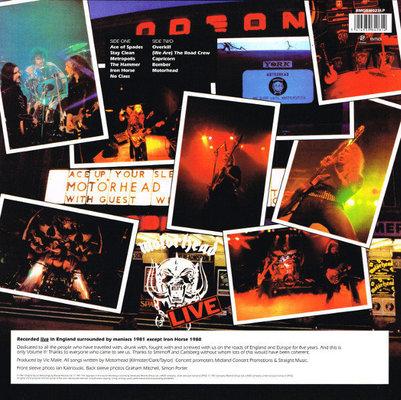 Motörhead No Sleep 'Til Hammersmith