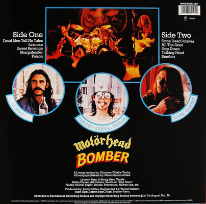 Motörhead Bomber
