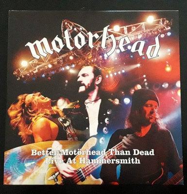Motörhead Better Motörhead Than Dead (Live at Hammersmith) (4 LP)