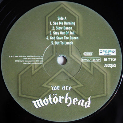 Motörhead We Are Motorhead