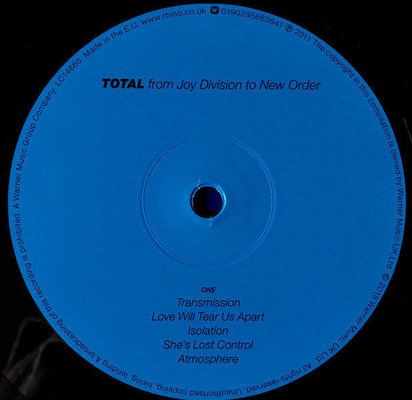 New Order Total