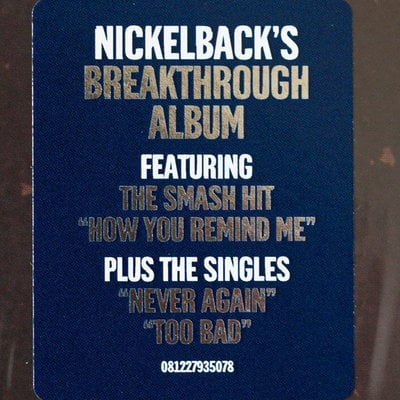 Nickelback Silver Side Up
