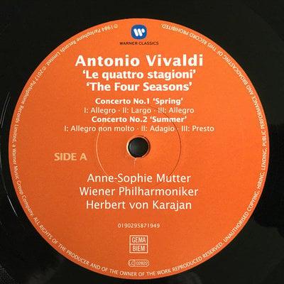 Antonio Vivaldi Vivaldi: Four Seasons