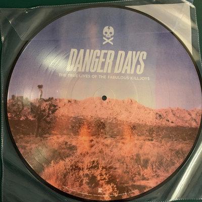 My Chemical Romance Danger Days: The True Lives Of The Fabolous Killjoys (Picture Vinyl)