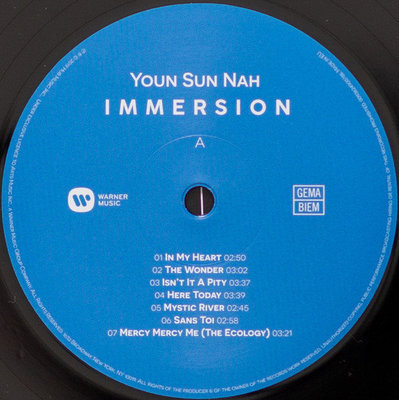 Youn Sun Nah Immersion
