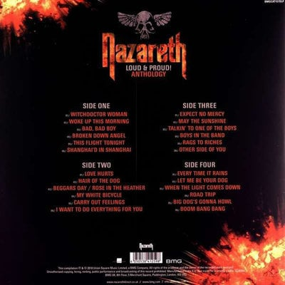 Nazareth Loud & Proud! Anthology