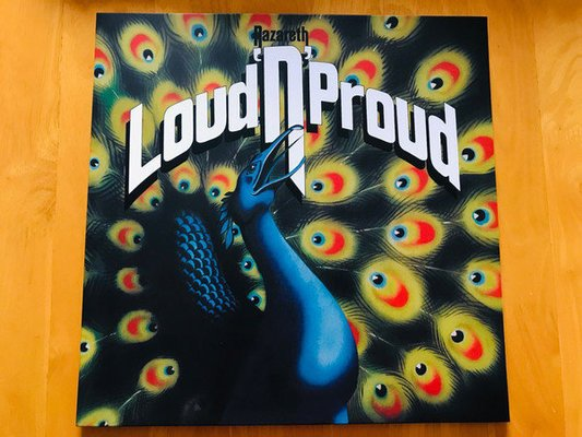 Nazareth Loud 'N' Proud (2019 Vinyl Re-Issue)