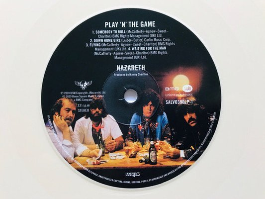 Nazareth Play 'N' The Game
