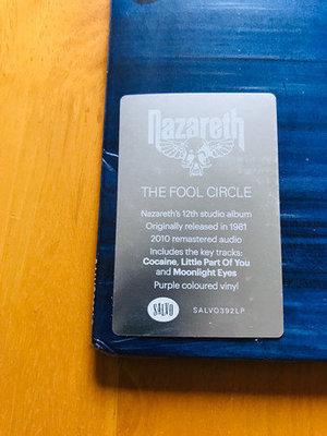 Nazareth The Fool Circle (Vinyl LP)