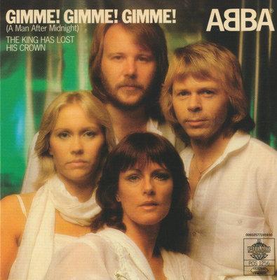 Abba Voulez Vous (7 x 7'' Coloured Vinyl Box Set)