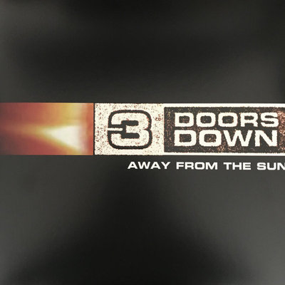 3 Doors Down Away From The Sun (2 LP)