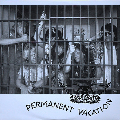 Aerosmith Permanent Vacation (Vinyl LP)