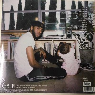 6lack East Atlanta Love Letter (Vinyl LP)