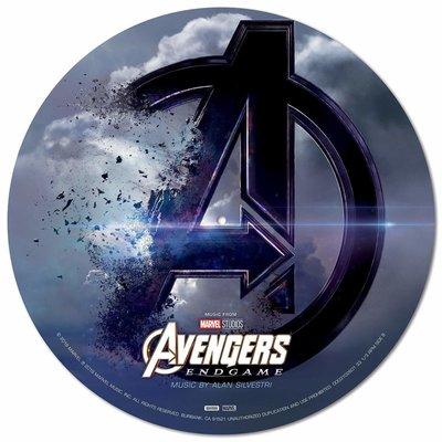 Alan Silvestri Avengers: Endgame (Vinyl LP)