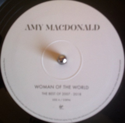 Amy Macdonald Woman Of The World (2 LP)