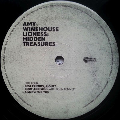 Amy Winehouse Lioness: Hidden Treasures (2 LP)