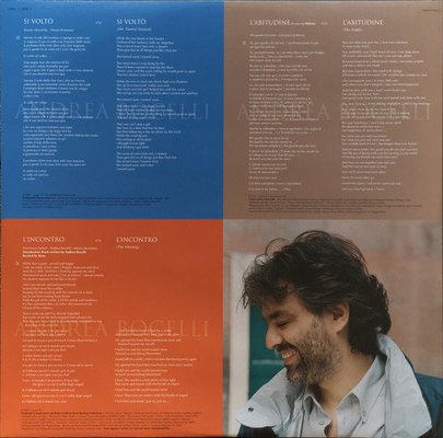 Andrea Bocelli Cieli Di Toscana (2 LP)
